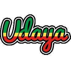 Udaya african logo