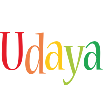 Udaya birthday logo