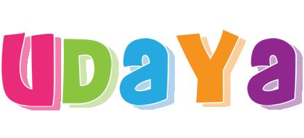Udaya friday logo