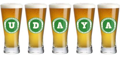 Udaya lager logo
