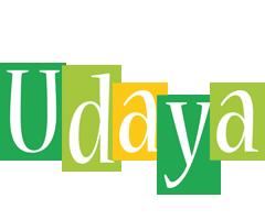 Udaya lemonade logo