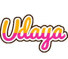 Udaya smoothie logo