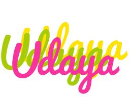 Udaya sweets logo