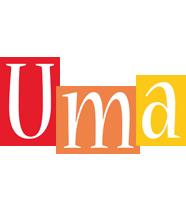 Uma colors logo
