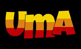Uma jungle logo