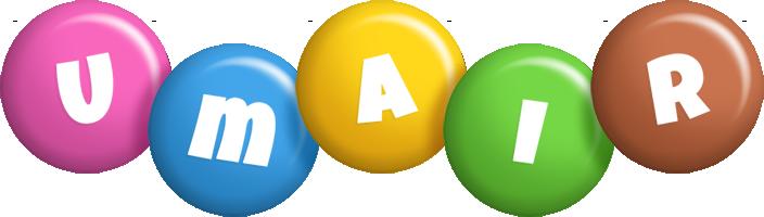 Umair candy logo