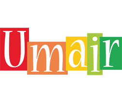 Umair colors logo