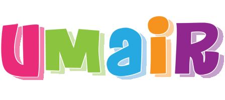 Umair friday logo