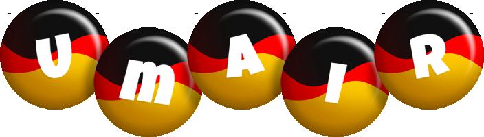 Umair german logo