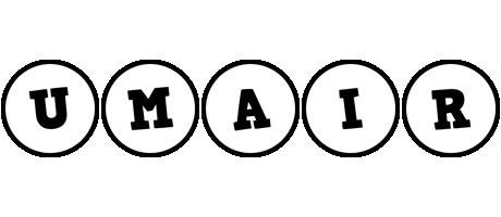 Umair handy logo