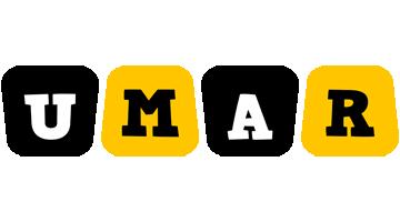 Umar boots logo