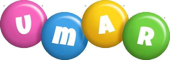 Umar candy logo