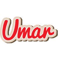 Umar chocolate logo