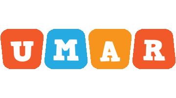 Umar comics logo