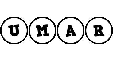 Umar handy logo