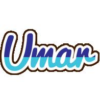 Umar raining logo