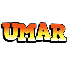 Umar sunset logo