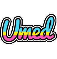 Umed circus logo