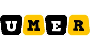 Umer boots logo