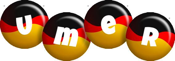 Umer german logo