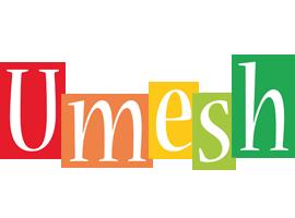 Umesh colors logo