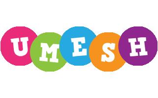 Umesh friends logo