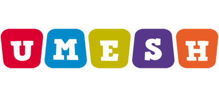 Umesh kiddo logo