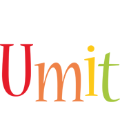 Umit birthday logo