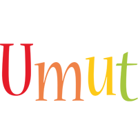 Umut birthday logo