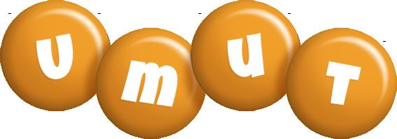 Umut candy-orange logo