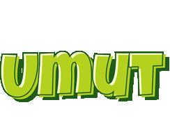 Umut summer logo