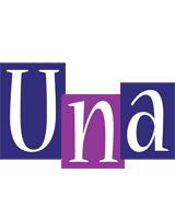 Una autumn logo