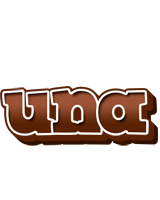 Una brownie logo