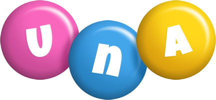 Una candy logo