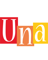 Una colors logo