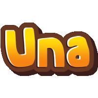 Una cookies logo