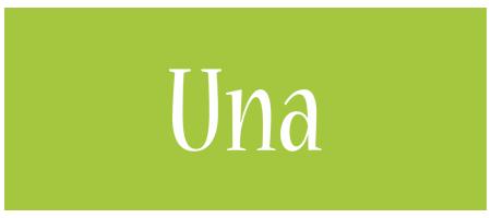 Una family logo