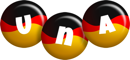 Una german logo