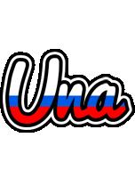Una russia logo