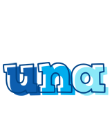 Una sailor logo