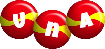 Una spain logo