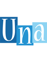 Una winter logo