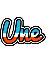 Une america logo