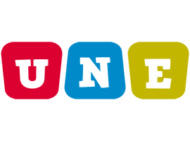 Une daycare logo