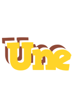 Une hotcup logo