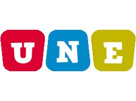 Une kiddo logo