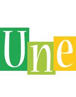 Une lemonade logo
