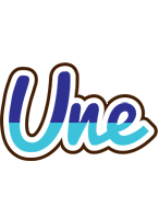 Une raining logo