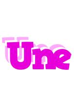 Une rumba logo