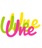 Une sweets logo